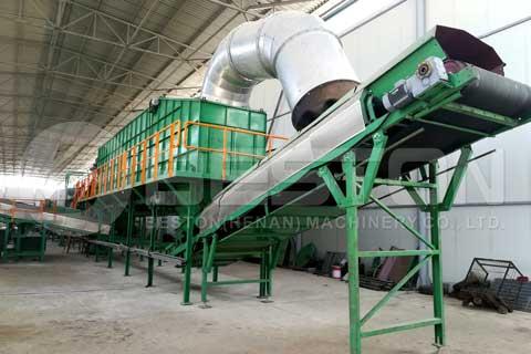 Automatic Waste Segregation Plant
