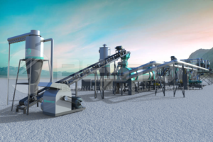 coal pyrolysis plant