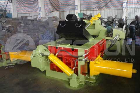 Waste Management Recycling Machines
