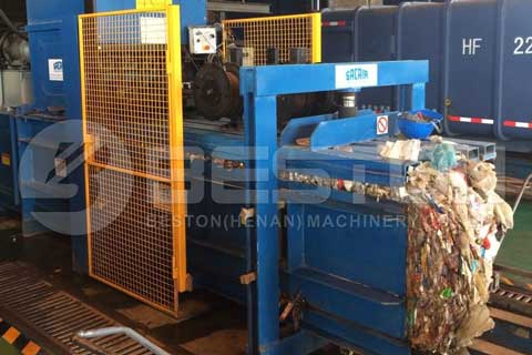 Automatic Waste Separation Machine