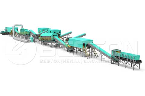 Solid Waste Management Machinery and Equipments