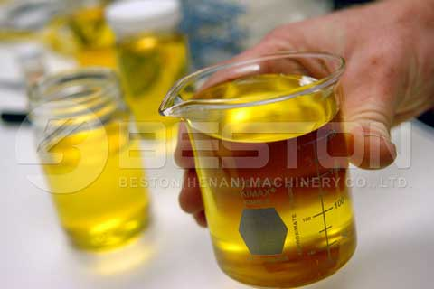 plastic pyrolysis oil