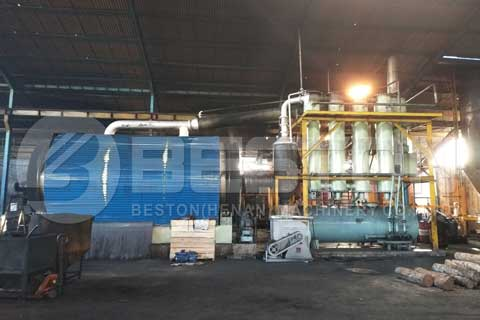 Plastic Pyrolysis Plant for Sale - Plastic Waste to Energy