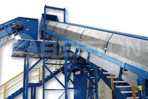 Garbage Separation Machine for Sale
