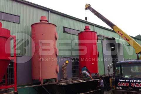 Biochar Making Machine for Sale