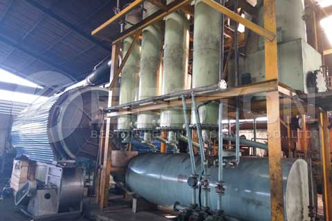 MSW Pyrolysis Plant