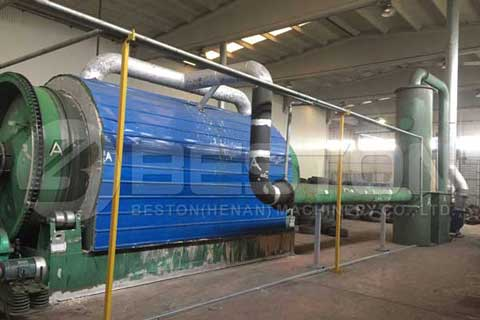 Plastic Pyrolysis Machine for Sale - cover