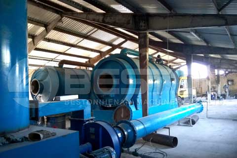 Rubber Recycling Plant Manufacturers