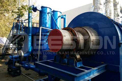 Sewage Sludge Treatment Plant for Sale - Beston Malaysia