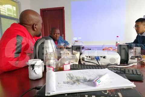 Botswana Pyrolysis Plant
