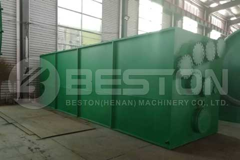 Waste Tyre Recycling Plant for Sale