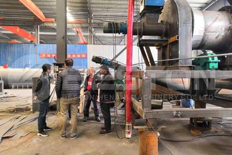 Charcoal Machine Malaysia