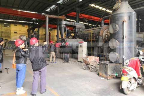 Charcoal Plant Malaysia