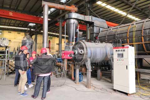 Carbonization Machine Malaysia