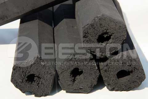 Sawdust Charcoal Machine