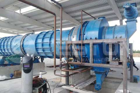 Biomass Pyrolysis Equipment