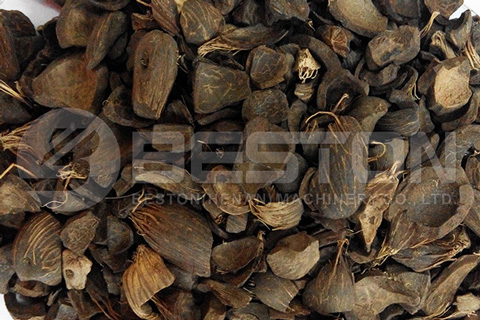 Palm Kernel Shell Charcoal Uses