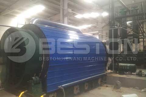 Plastic Pyrolysis Plant for Sale