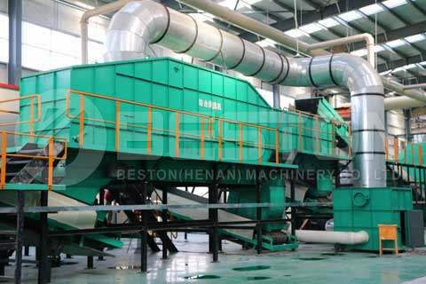 Garbage Processing Machine