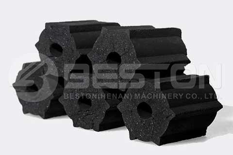 biomass char briquettes