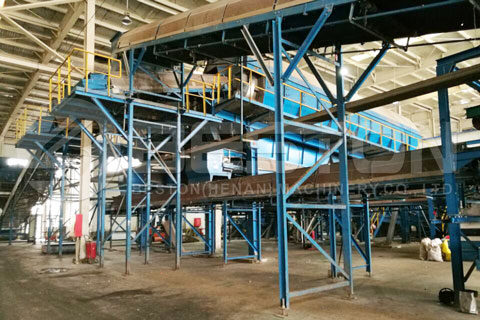 Beston Waste Management Plant for Sale