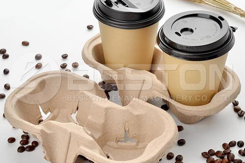 Coffee Cup Tray