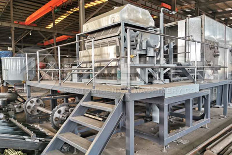 Paper Pulp Molded Machine for Sale