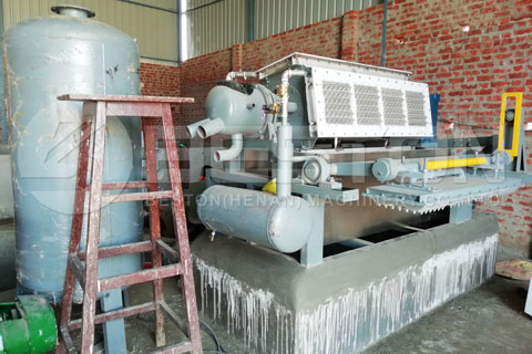Pulp Molding Equipment in India