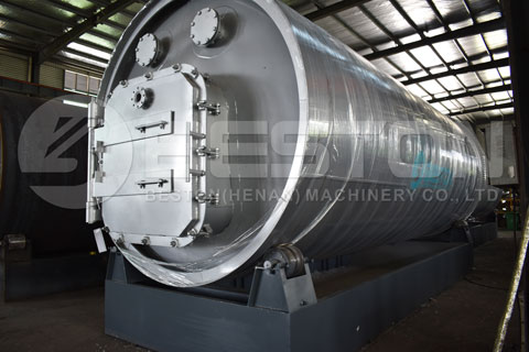 BLJ-16 Reactor