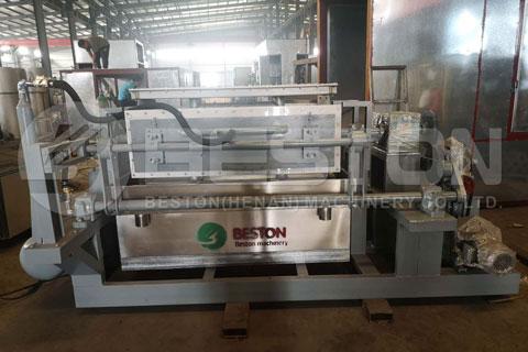 BTF-4-4 Beston Paper Egg Tray Making Machine