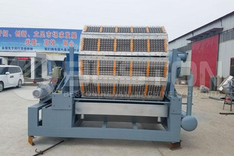 Beston BTF-5-12 Automatic Egg Tray Machine