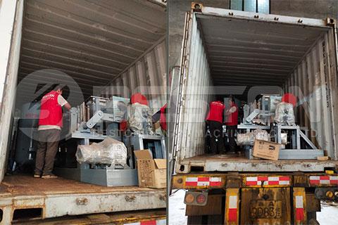Beston Paper Egg Tray Machine Delivered to Bolivia