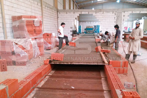 Installation of Drying System