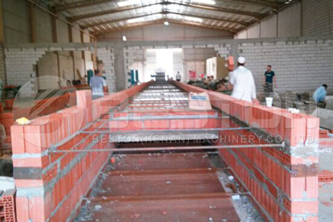 Installation of Metal Drying System in Saudi Arabia