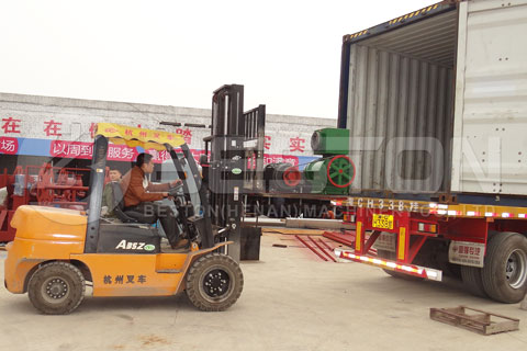 Reducer Shipped to Egypt